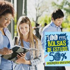 Educa Mais Brasil 2017: Bolsas de estudo de até 70%! Veja aqui como funciona!