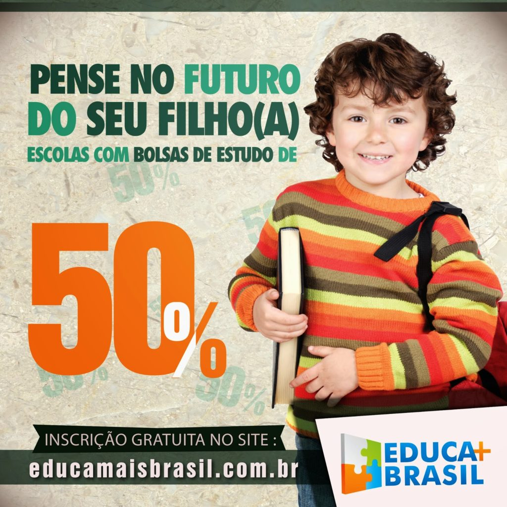 Educa mais Brasil inscrição infantil 2020