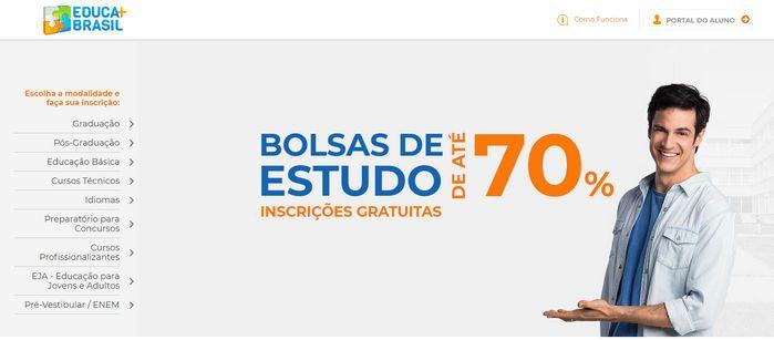 Inscrição Educa Mais Brasil 2020