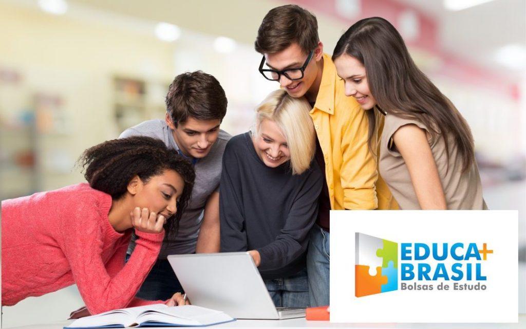 Inscrição 2021 Educa mais Brasil